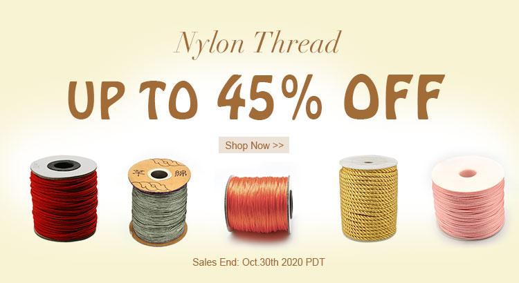 Nylon Thread UP TO 45% OFF
