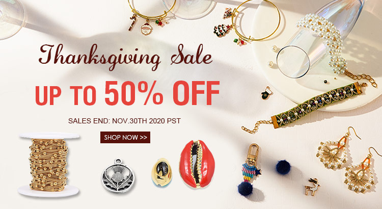 Thanksgiving Sale UP TO 50% OFF