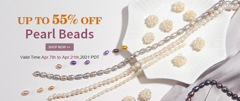 Pear Beads