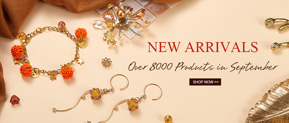 New Arrivals - Over 8000 Products in September