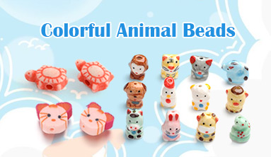 Colorful Animal Beads