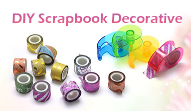 DIY Scrapbook Decorative