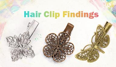 Hair Clip Findings
