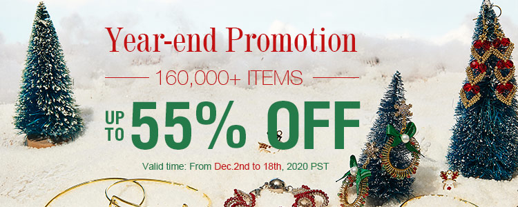 November Promotion 130,000+ Items Up to 70% OFF